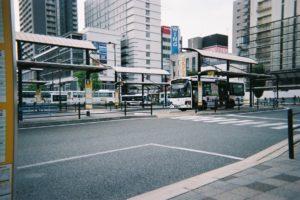 福山駅前 blog バス