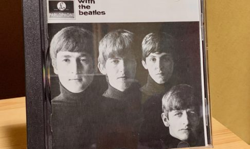 with the beatles mono cd old