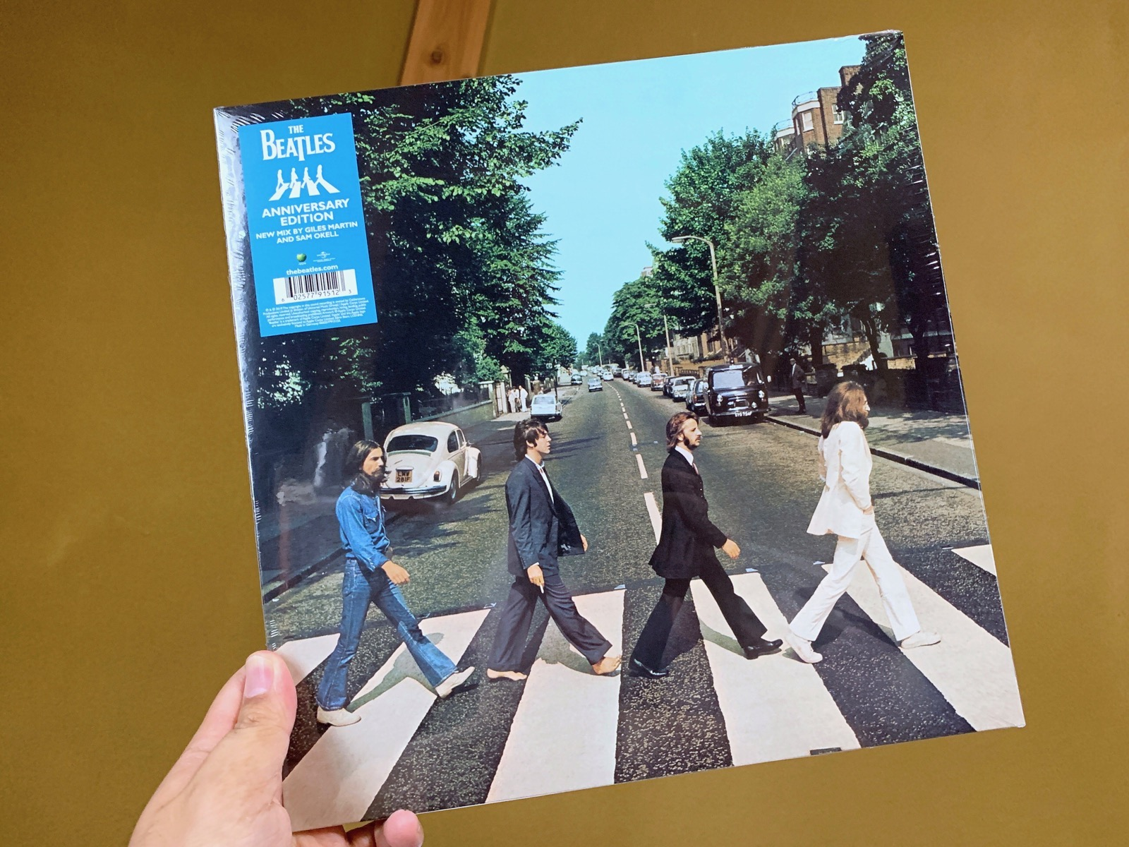 abbey road 1lp