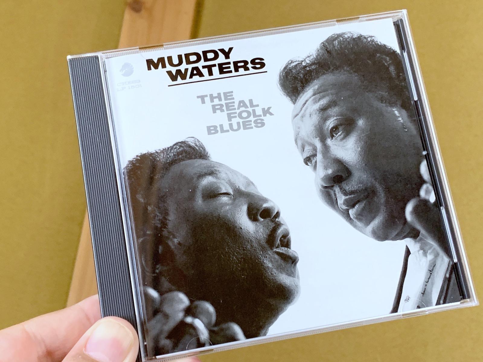 muddy waters real folk blues