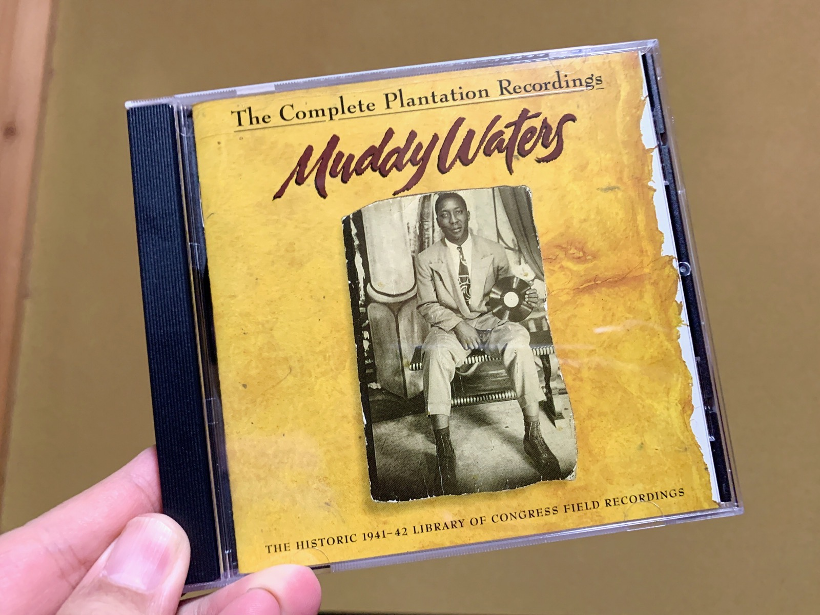 The Complete Plantation Recordings muddy