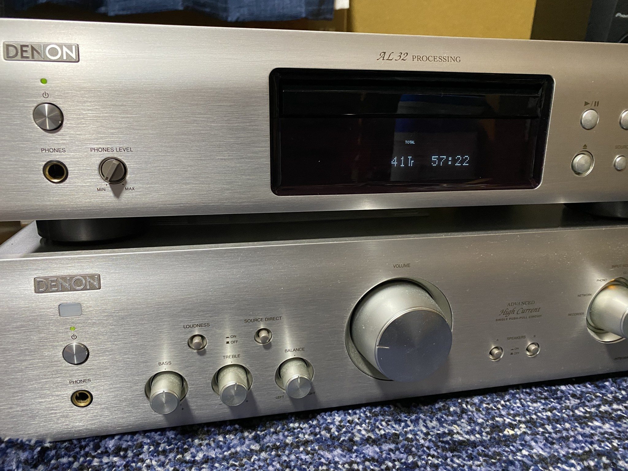 DENON CD Player