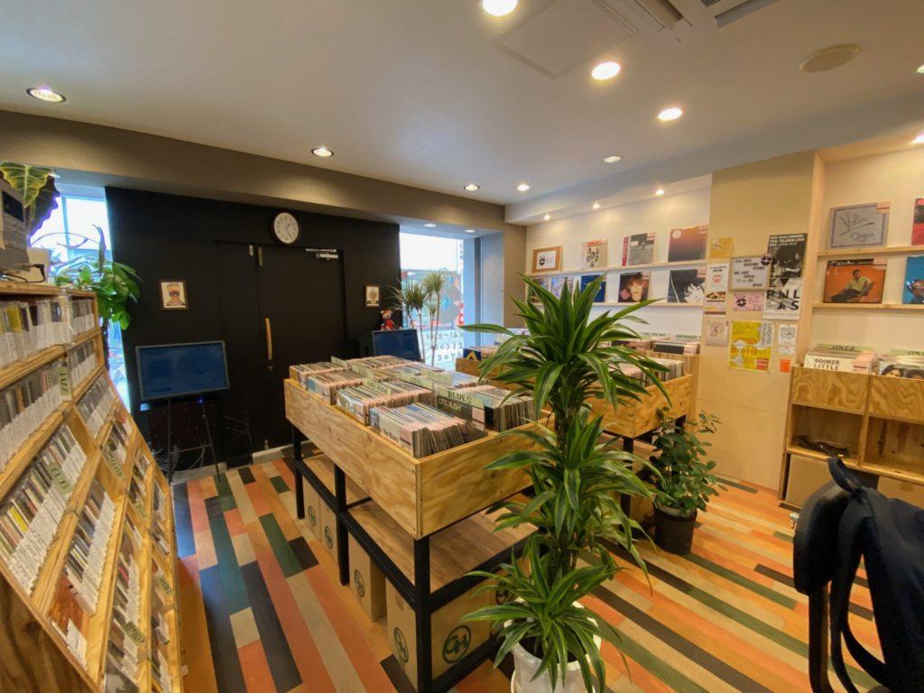 邂逅レコード 店内 kaikoh