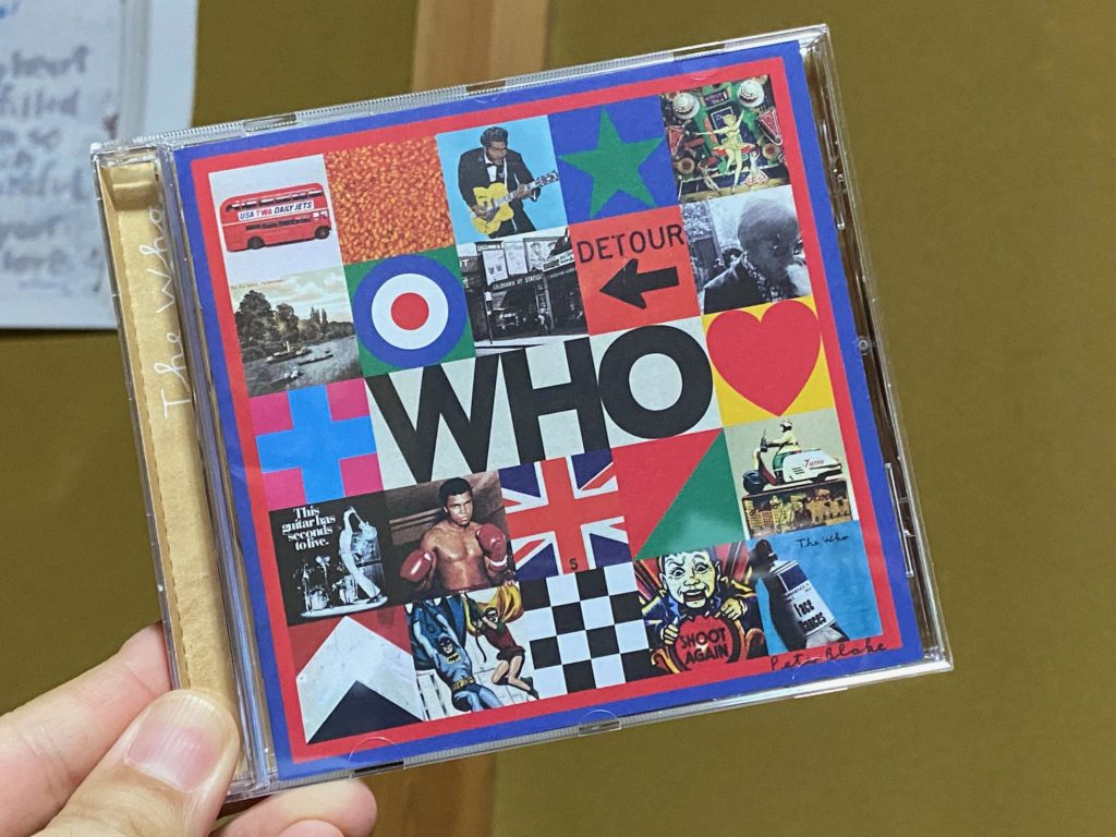 the who who
