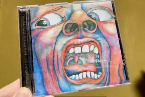 In The Court Of The Crimson King original master