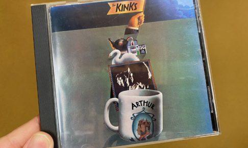 kinks Arthur CD