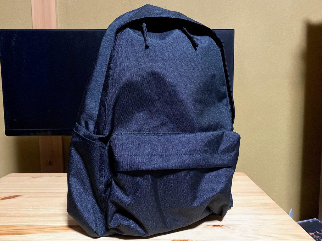 mujirusi rucksack front