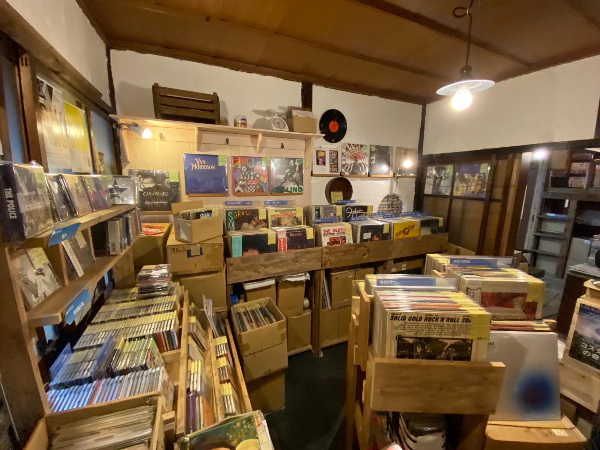 尾道レコード onomichi record