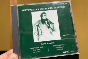 Schubert CD subscription