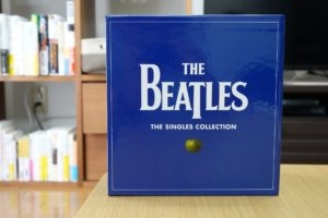 beatles single collection
