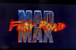 madmax furyroad
