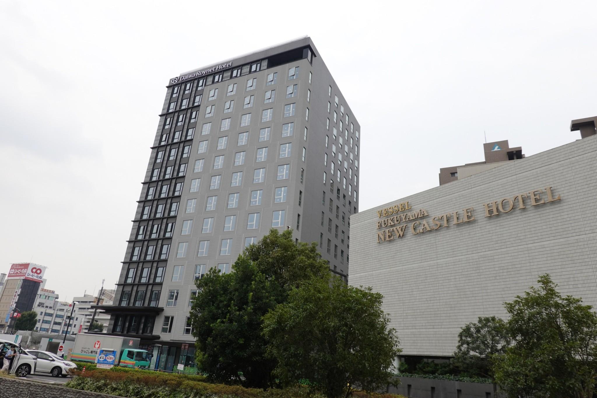 fukuyama daiwa new hotel