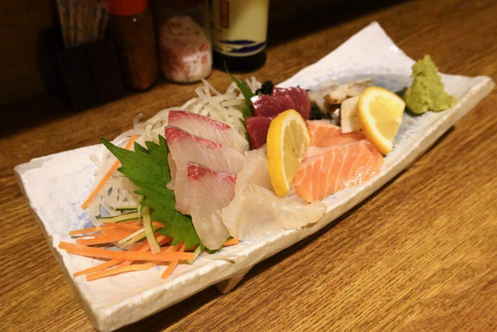 お食事処 おの osyokujidokoro ono sashimi 刺身