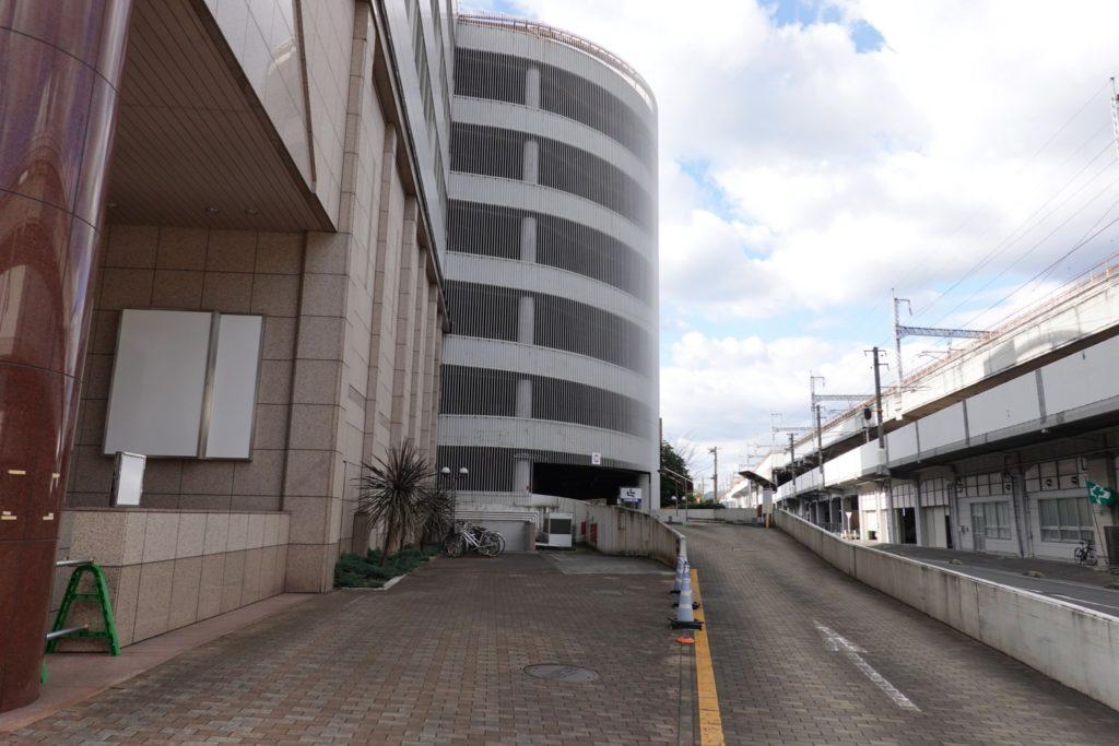 rim fukuyama parking