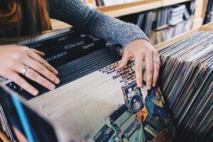 vinyl music playlist